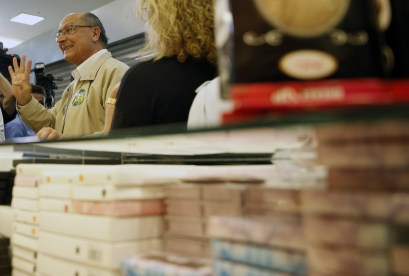 Para Alckmin, comentários sobre debandada não têm