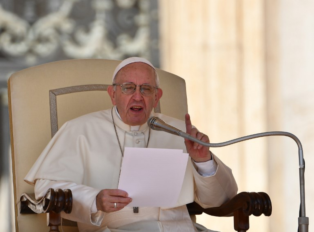 a012ab2f6 Bono Vox visita Papa e discute casos de pedofilia na Igreja  http://www.jb.com.br - Internacional