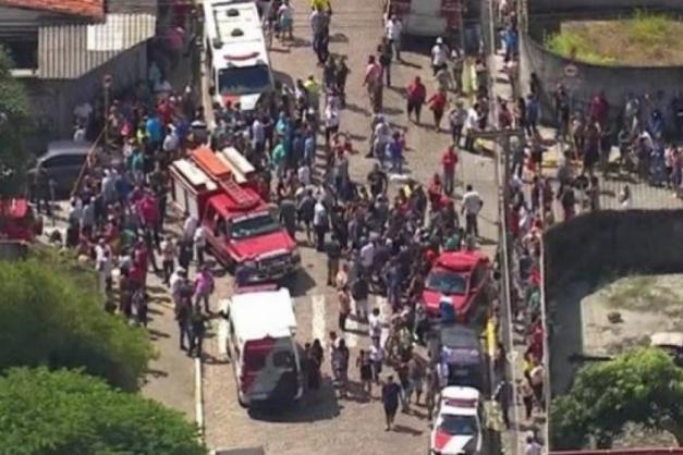Mortes Em Suzano: Adolescentes Invadem Escola Em Suzano, Em SP E Deixam 9
