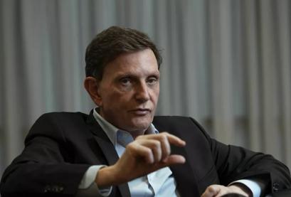 Crivella foi acusado de abuso de poder político e conduta vedada por conta de um evento realizado na Comlurb, em 2018